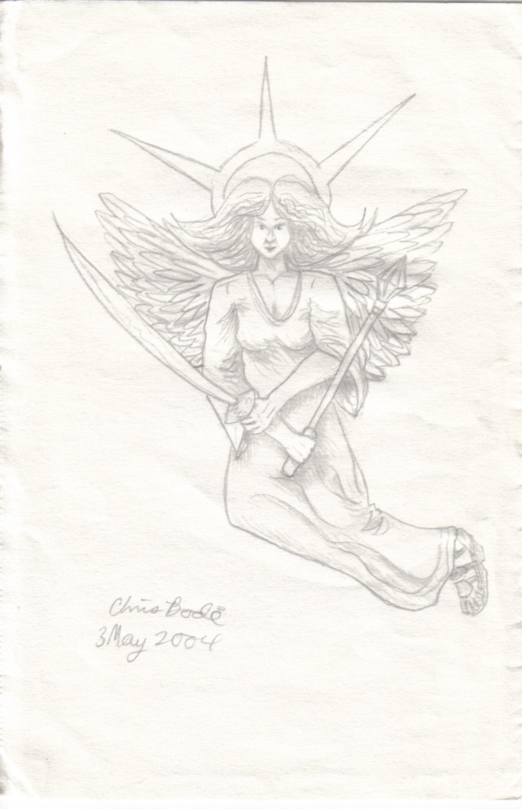 an-angel