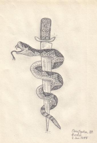 snake_on_knife