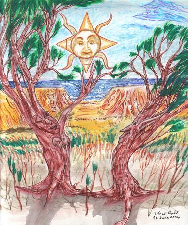 sea-trees